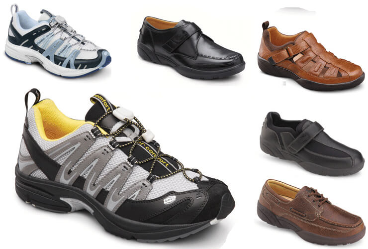 Best Walking Shoes For Diabetic Feet