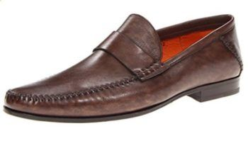 Santoni Mens Paine Dress Shoes