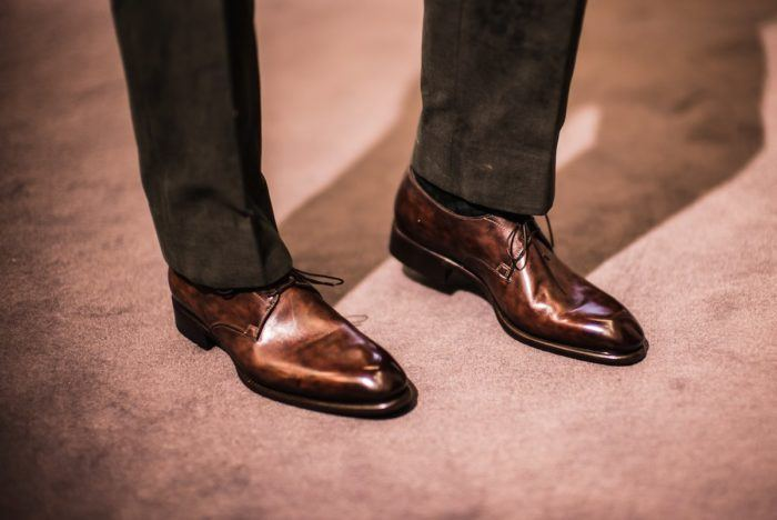 Santoni Dress Shoes