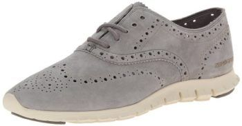 Cole Haan Women's Zerogrand Wing-Tip Oxford